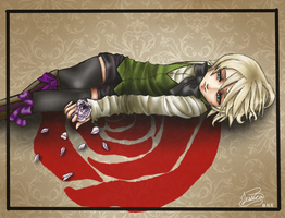Alois Trancy by fullmoonnightonigiri
