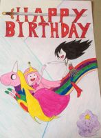 What time is it? Birthday Time by RedMcSpoon
