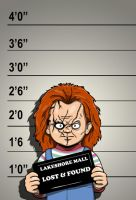 Usual Suspect - Chucky by b-maze