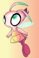 Coral - the celebi by pokemony