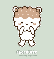 Chocolate ICM profile by SqueakyToybox