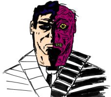 I Believe in Harvey Dent by ArchaicAgonistiV