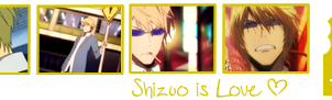 Shizuo is Love by Ale-chwam