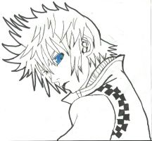 Roxas by Mister-Winchester