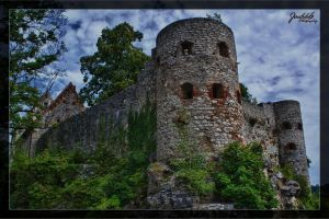 Castle Pappenheim 2 by deaconfrost78
