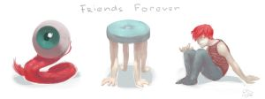 friends forever by Hyia-K