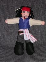 Capn Jack Plushie by jameson9101322