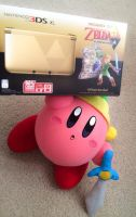 You Got: The Golden 3DS by The-Super-Brawl-Girl