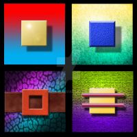 Squares in Review by Keah59