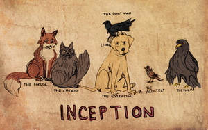 if inception was a kids film.. by keechu