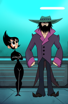 Jack And Ashi by totalnonsense89