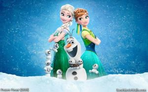 Frozen Fever 01 BestMovieWalls by BestMovieWalls