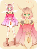 {Adopt Auction 2 closed} Akemi by shanyii