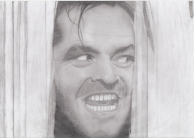 The Shining by Paranoia3460