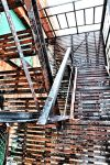 Fire Escape:  Downward by basseca