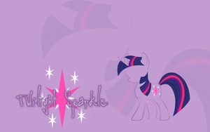 MLP: Twilight Sparkle Wallpaper by godoflight