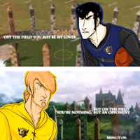 HogAc: Quidditch Game 3 by PapaSamOLD