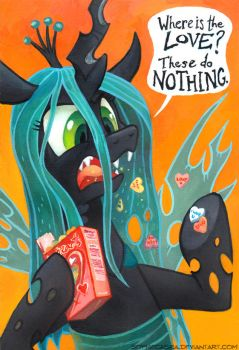 These Do Nothing! by SpainFischer