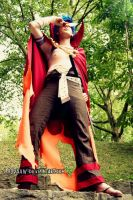 Kamina Cosplay by Laovaan