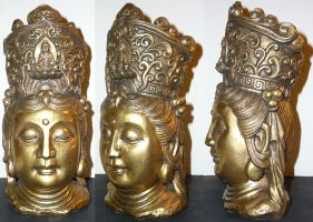 Goddess Kwan Yin Reference by Enchantedgal-Stock