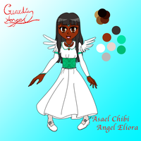 Guardian Angel - Eliora by TorresAdlinCDL91