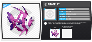 081 :: Fingelic by Elaynii