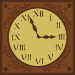 Vector Clock Face by EuTytoAlba