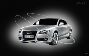 Audi A5 Wallpaper by djNecro