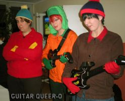 South Park Cosplay 19 by Murdoc-lein