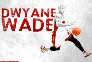 Dwyane Wade Wallpaper by rhurst