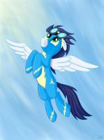 Soarin' Ascension by WerdKcub