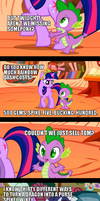 What If Gameloft Was In Charge of the Show? by sparklepeep