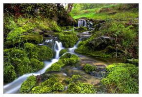 Down the stream 2 by Morpher-inc