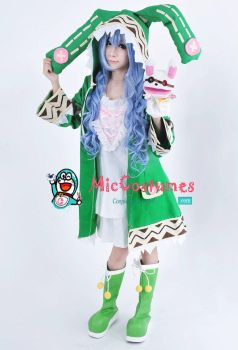 Date A Live Yoshino Cosplay Costume by miccostumes