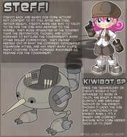LoT: Steffi's Profile by CubeWatermelon