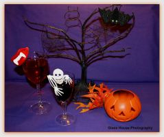 Halloween Beverages for Ghoulies and Ghosties by GlassHouse-1