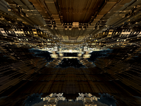 Outer Station II by banner4