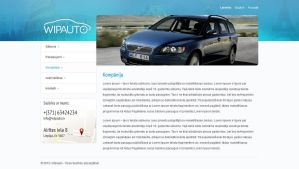 WIPAUTO Web Design by SycoLV