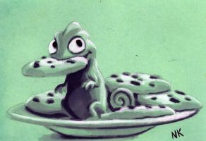 Warm Up: Pascal with Cookies by N8KELLY