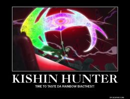 Kishin Hunter by sparknumbertwo