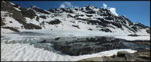 Grand Lac - Valle d'Aosta by Klytia70