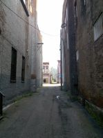 The Alley by LaidBack33