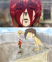 Attack on... Condiments...? by MtfoxX3