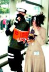 Anko And Kakashi - Fun With Reading by CyberIncision