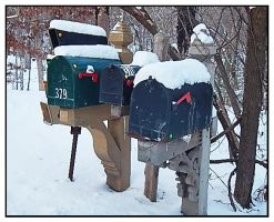 Mailboxes.DSCN2107, with story by harrietsfriend