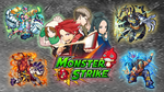 Monster Strike - Wallpaper by GrayAngel15