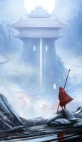 Snow Temple by Amnoon
