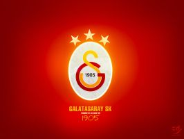 Galatasaray wallpaper by ChopyDesign