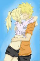 inoXnaruto kiss by gaara-loves-cookies