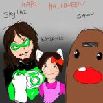 Happy Halloween by kaydance01